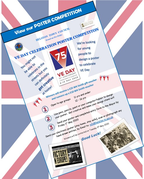 VE Day Poster Competition