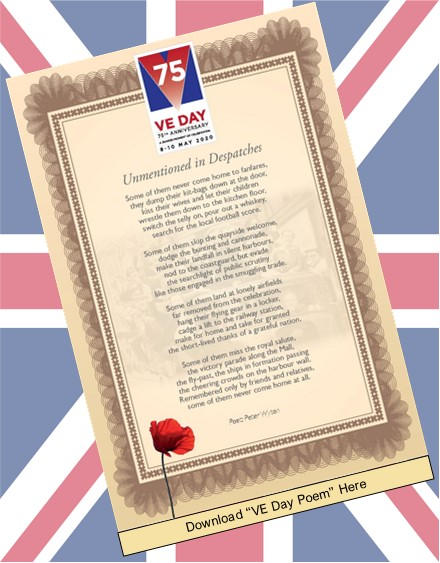 VE Day Poem
