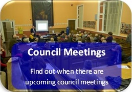 Council Meetings link