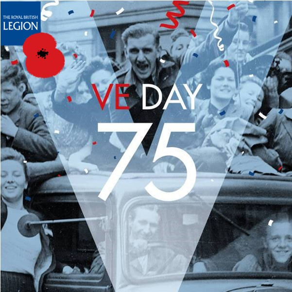 British Legion VE Day 75